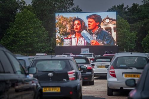 Films revealed for first ever drive-in experience in town