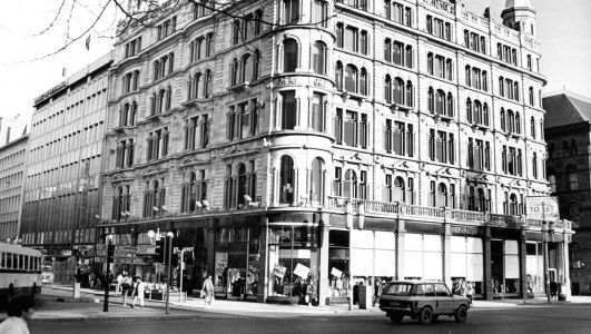 Why it's important to remember the department store's key role in the emancipation of women