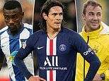 10 stars from European leagues now available on free transfers