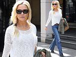 Russell Crowe's ex-wife Danielle Spencer looks decades younger than 51