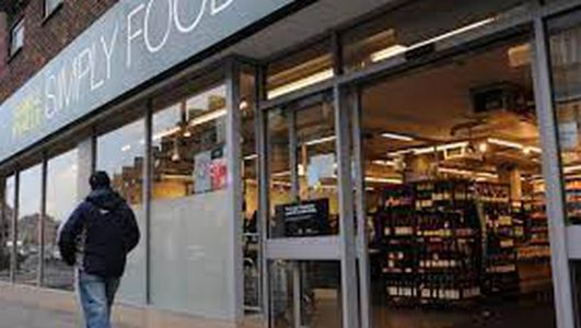 Food wastage, gaps in shelves and higher prices,M&S chairman warns saying wrong ink sees shipments held