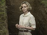 Carey Mulligan left 'physically scarred' recreating tragic landslide scenes for latest film The Dig
