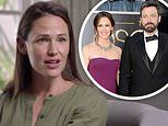 Jennifer Garner talks pressure of dating in spotlight five years after splitting from Ben Affleck