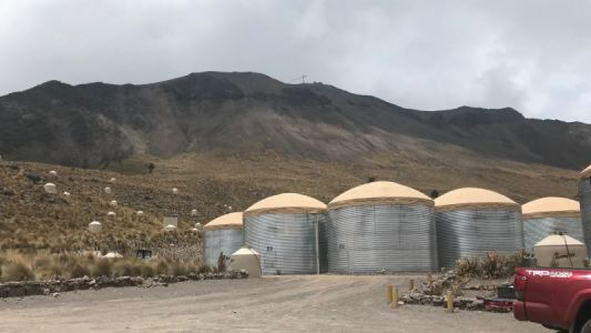 Extreme Experiment on Mexican Volcano Challenged the Speed of Light