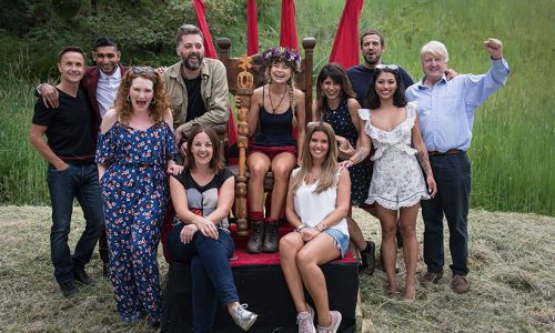 Rebekah Vardy's former I'm a Celeb campmates react to Coleen Rooney row
