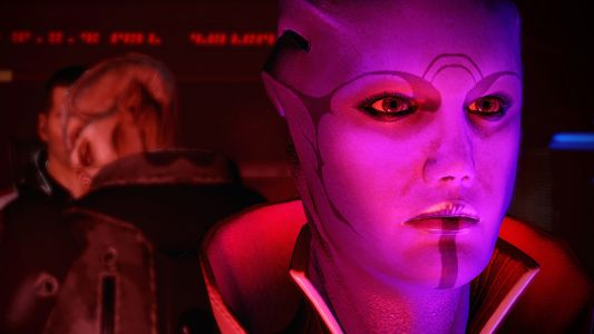 Mass Effect trilogy remaster may have just been teased by Bioware