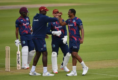 Windies youngster Chemar Holder making most of team-mates' advice
