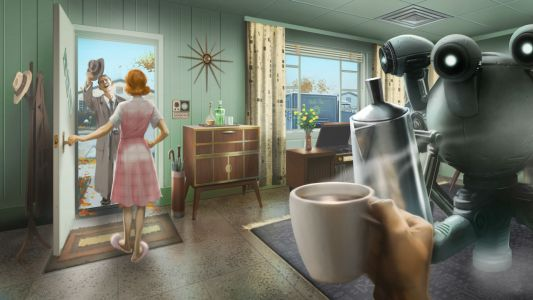 This funny Fallout 4 mod lets you spring clean baddies to death