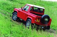 The reinvented Land Rover Defender that never was