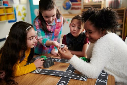 Mercedes-Benz and Mattel have joined forces to combat gender stereotypes - and to give away 50,000 classic Matchbox cars