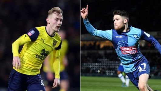 Mark Sykes and Paul Smyth set to realise Wembley dream after reaching League One play-off final