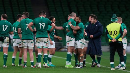 Why Ireland's win over Scotland was a case of good news mixed with bad news for Andy Farrell