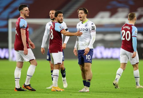 'Ruining the game' - Jack Grealish slams 'embarrassing' VAR after Aston Villa's defeat to West Ham