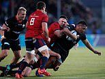 Saracens 15-6 Munster: Hosts keep hopes of European Champions Cup defence alive by beating Munster