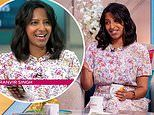 Ranvir Singh admits she struggles with 'mum guilt' after her son FaceTimed her live on air