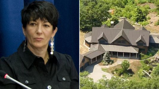 Ghislaine Maxwell 'tried to run from FBI and wrapped cellphone in foil to avoid detection'