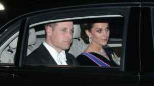 William and Kate are expected to make a 'big announcement' over the holidays