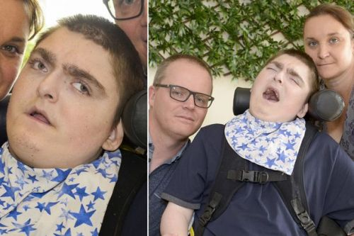 Teen who can't walk or talk made to travel 25 miles for benefits interview