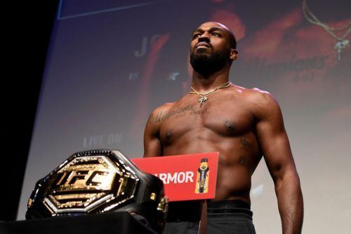 Jon Jones vacates UFC light heavyweight title as feud with Dana White escalates