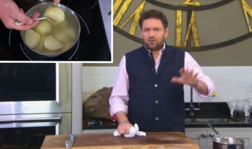 James Martin: How to make the perfect roast potatoes for your Sunday lunch