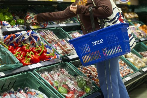 Tesco to remove 'best before' date labels from fruit and veg to cut waste
