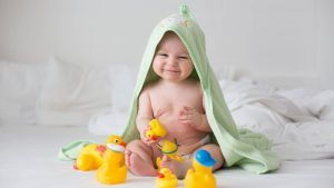Apparently these are the luckiest baby names