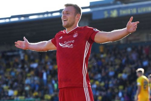 Livingston 0 Aberdeen 2 as Sam Cosgrove seals victory to get injury-hit Dons back on track