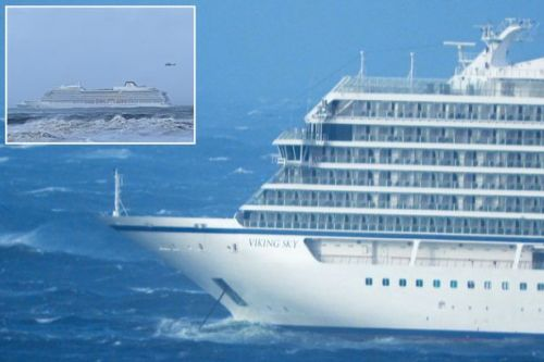 Cruise ship forced to evacuate 1,300 passengers after suffering engine failure