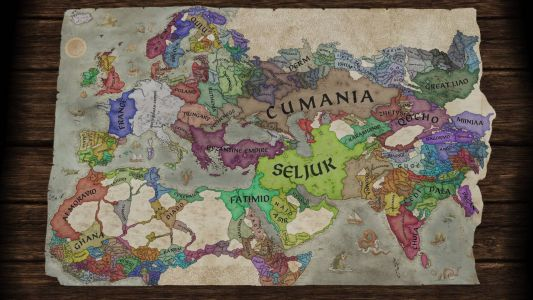 Paradox kicks off its mega strategy game campaign today with Crusader Kings 3