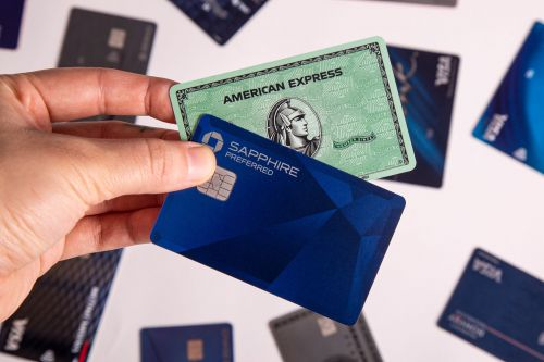 Amex and Chase points are the two most valuable types of credit card rewards - we break down their biggest differences