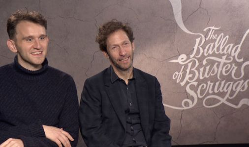 The Ballad of Buster Scruggs: Tim Blake Nelson and Harry Melling talk The Coen Brothers