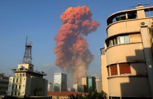 The Beirut explosion created a huge mushroom cloud and visible blast wave, but nuclear weapons experts say it wasn't an atomic blast. Here's why