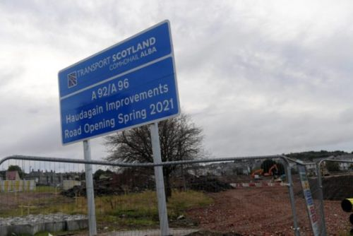 Traffic restrictions to be put in place at busy Aberdeen roundabout next week