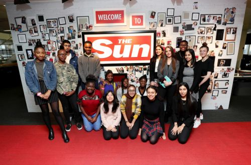 The Sun is looking for budding journalists to join the best trainee scheme in the business