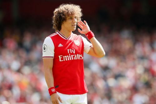 Unai Emery urges David Luiz to introduce Chelsea tactic to Arsenal