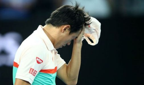 Kei Nishikori retires: Novak Djokovic through to Australian Open semi-final