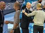 Pep Guardiola reveals what was said between him and Zinedine Zidane after Manchester City victory