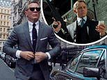James Bond bosses to 'RE-SHOOT scenes in an attempt to save time-sensitive product placement deals'