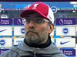 Jurgen Klopp launches rant on BT Sport and BLAMES the broadcaster for causing James Milner's injury