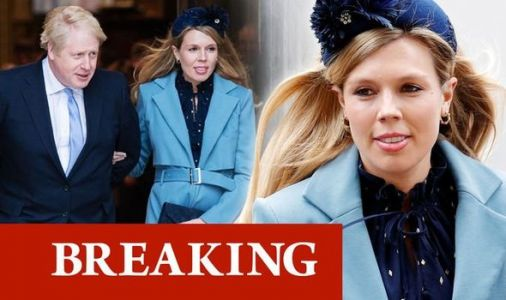 Carrie Symonds coronavirus fears: PM's pregnant partner 'has symptoms'