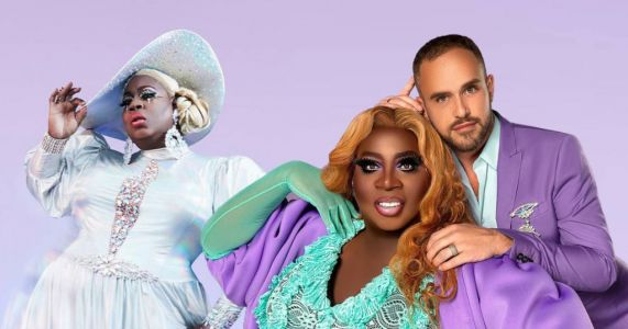 All The Queens Men: Christopher Hamblin on the 'unique experience' of being the husband of RuPaul's Drag Race star Latrice Royale