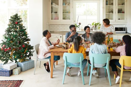 Will you be able to travel to meet family at Christmas?