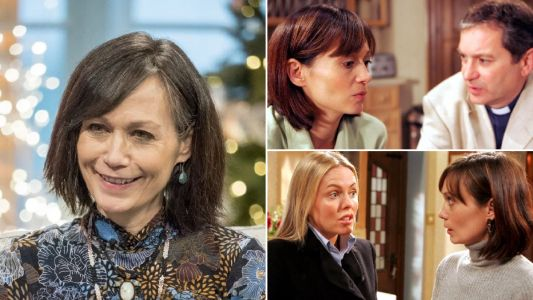 Leah Bracknell remembered by Emmerdale stars in touching tributes as Zoe Tate actress dies aged 55