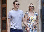 Ivanka Trump and Jared Kushner land in Rome to attend Misha Nonoo's wedding to Mikey Hess