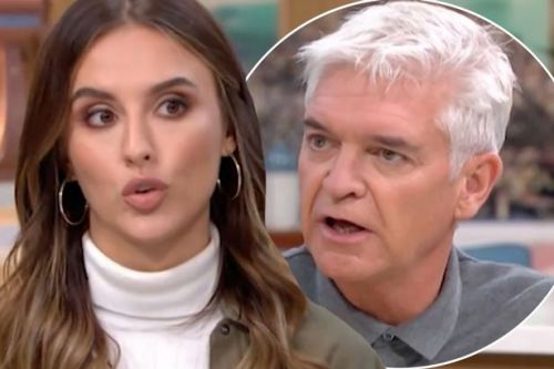 Lucy Watson makes big mistake in heated vegan clash with Phillip Schofield