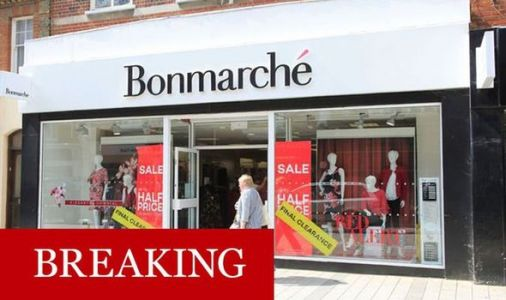 Bonmarche falls into administration: Almost 2,900 jobs at risk after retailer collapses