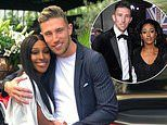 Alexandra Burke SPLITS from footballer Angus MacDonald after 15 months of dating