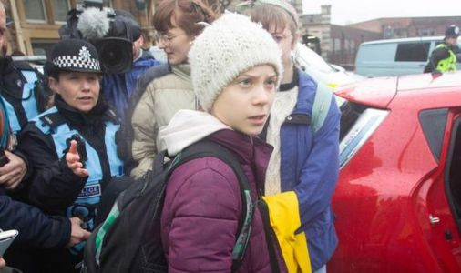 Greta Thunberg in Bristol: Streets closed as thousands arrive for climate change rally