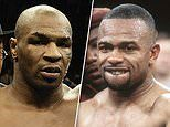 Roy Jones Jr 'rejected £33M to fight Mike Tyson in 2003 because he wanted MORE money'