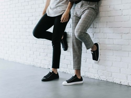 This sustainable sneaker startup is helping to change wasteful industry standards by using 100% recycled materials to make its shoes